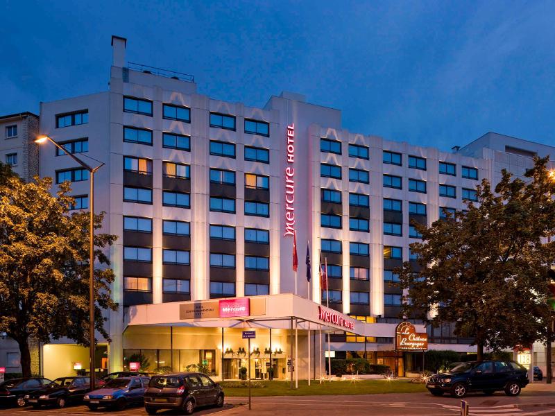 Hotel Mercure Dijon Centre Clemenceau